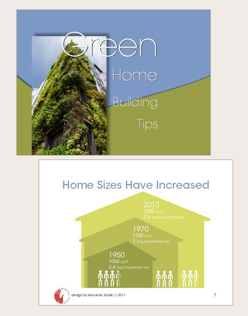 Green Home Building Presentation
